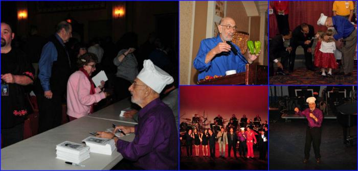 Art at 2012 Variety Club Telethon