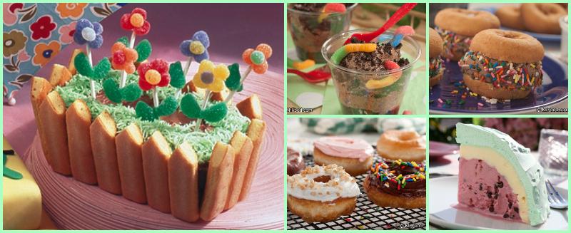 Kid-Friendly Desserts!