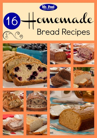 How to Make Homemade Bread: 16 Easy Bread Recipes