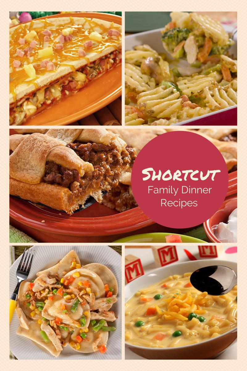 Shortcut Dinner Recipes