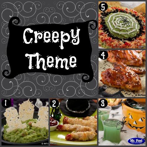 Creepy Halloween Theme