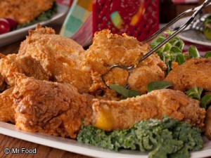 Homestyle Fried Chicken