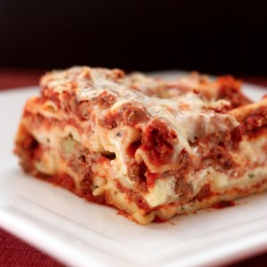 World' Best Lasagna