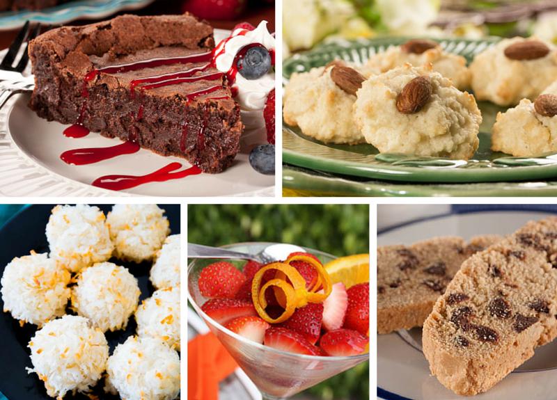 Passover - Desserts