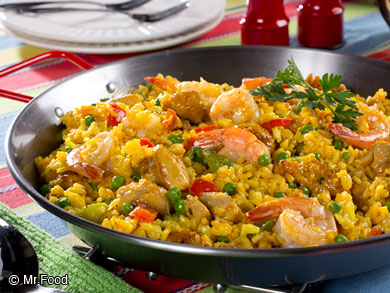 All in One Paella