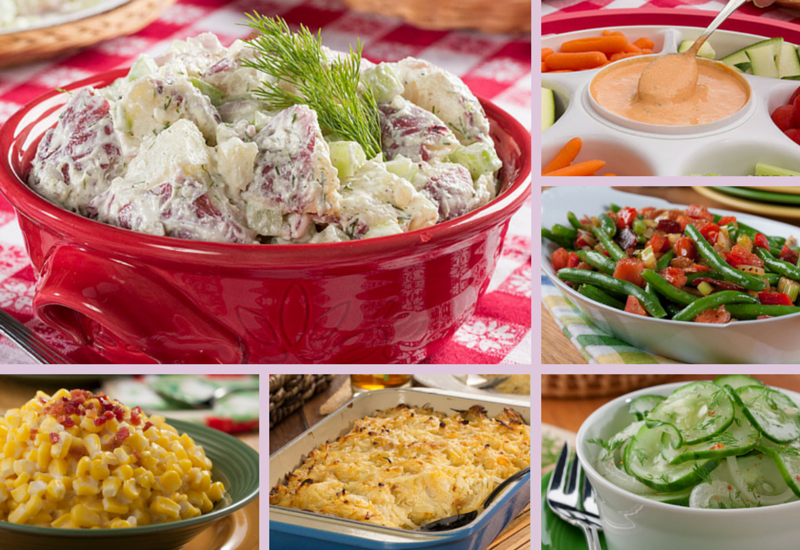 Easter Brunch - Sides