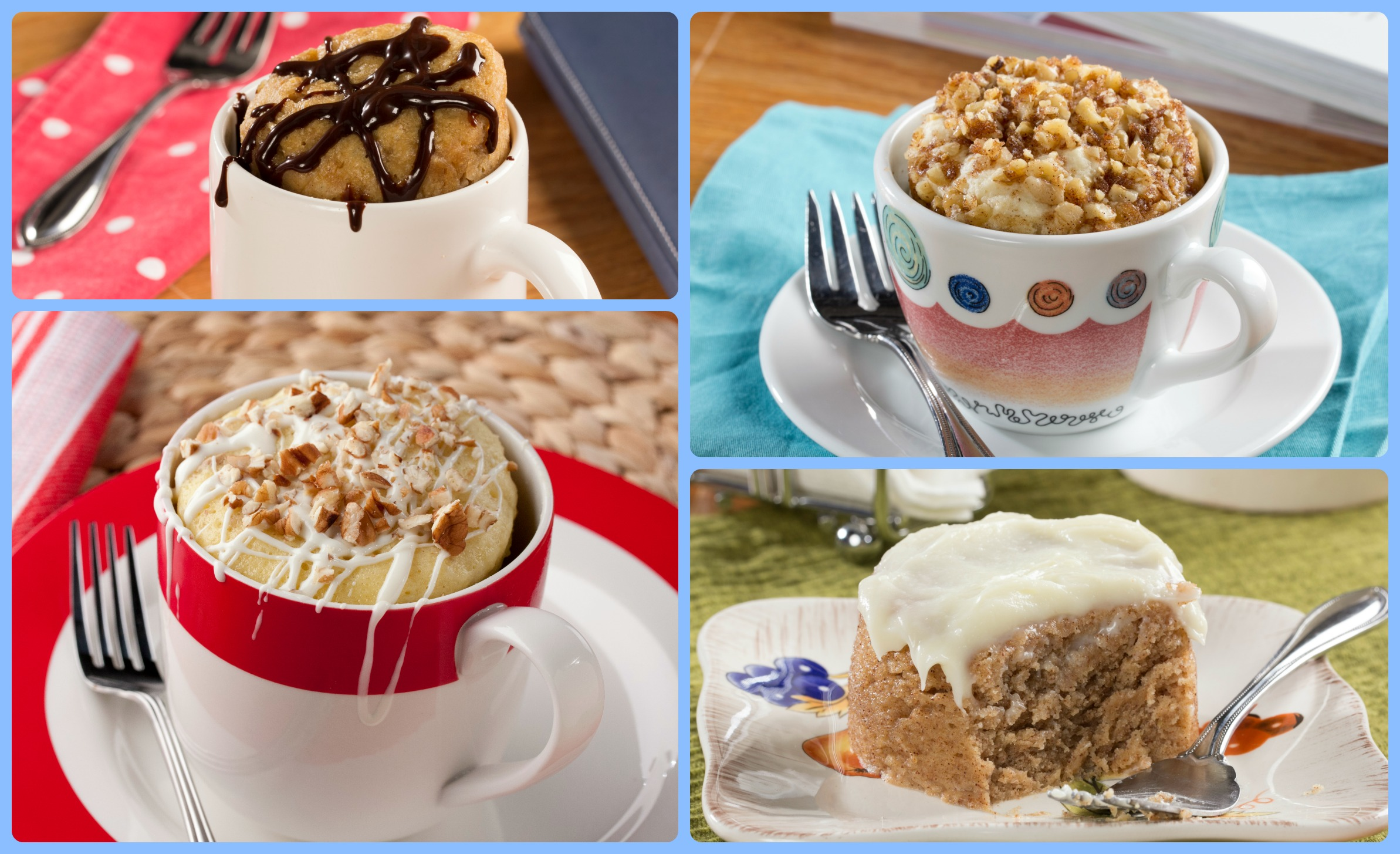 It's Dessert For One! - Mr. Food's Blog
