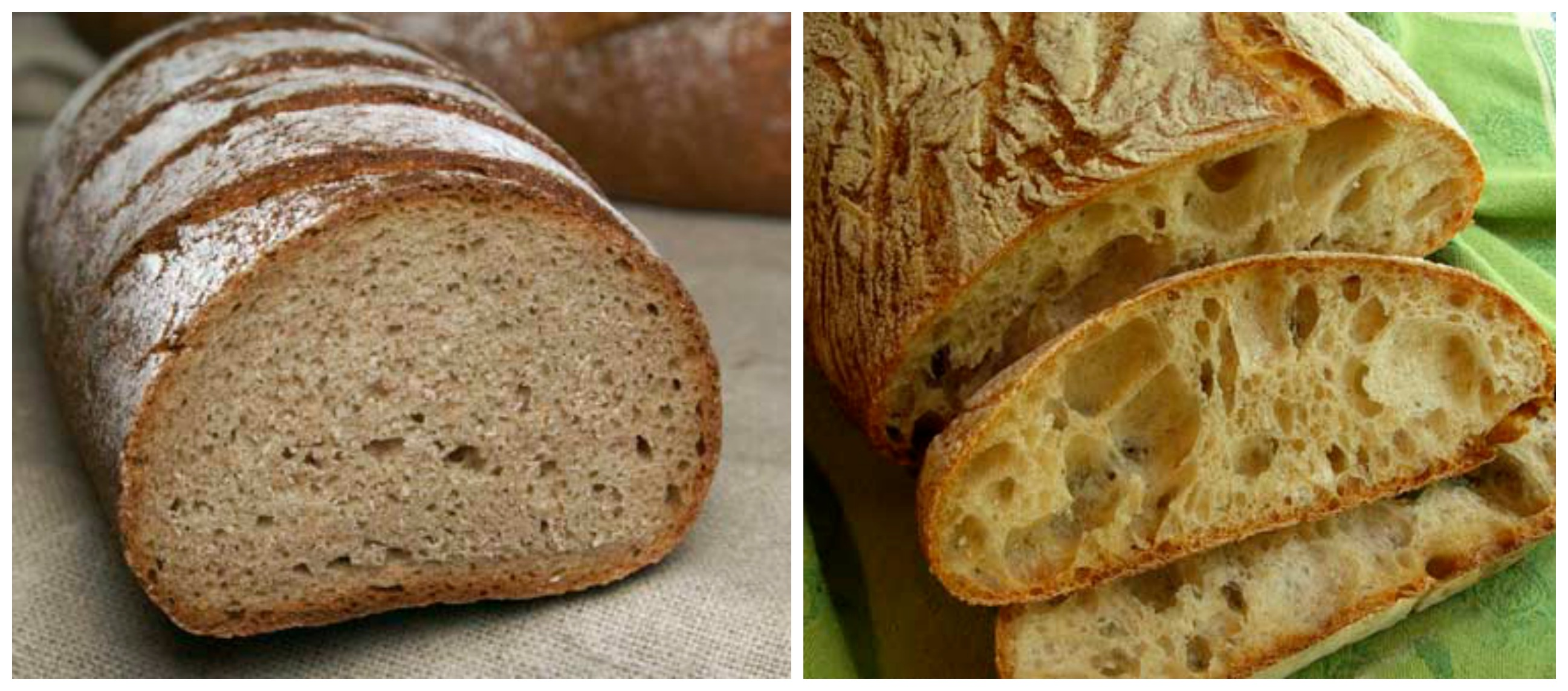 Good Rye (WildYeastBlog) is a good example of bread to use for a ...