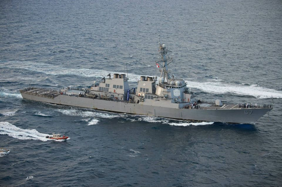 USS Cole - Fleet Week