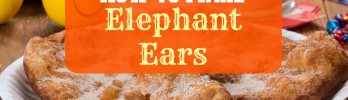 Fried Elephant Ears