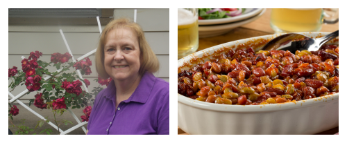 Cynthia Smith - Potluck Bubblin Baked Beans