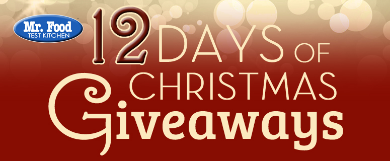 12 Days of Christmas Giveaway 2015: Day 12