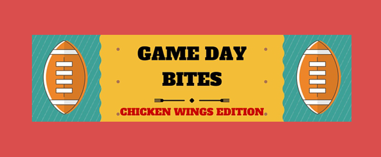 Game Day Bites: Chicken Wings Edition