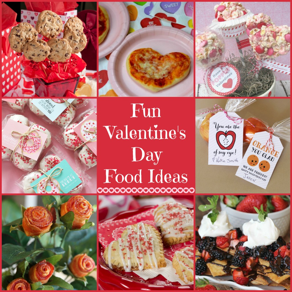 Diy Valentine 39 S Day Food Ideas Giveaway Mr Food 39 S Blog