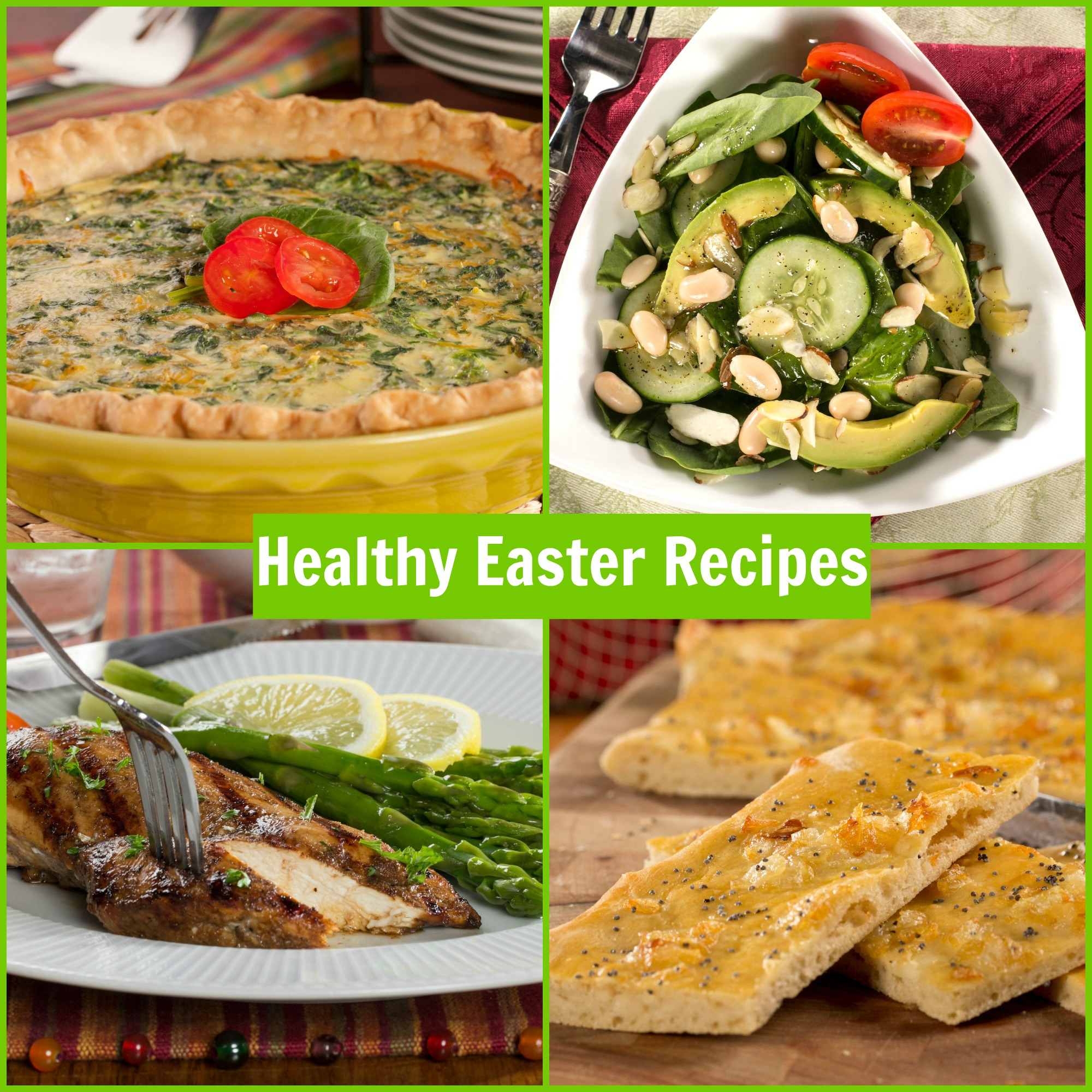 easter dinner ideas free ecookbook - mr. food's blog