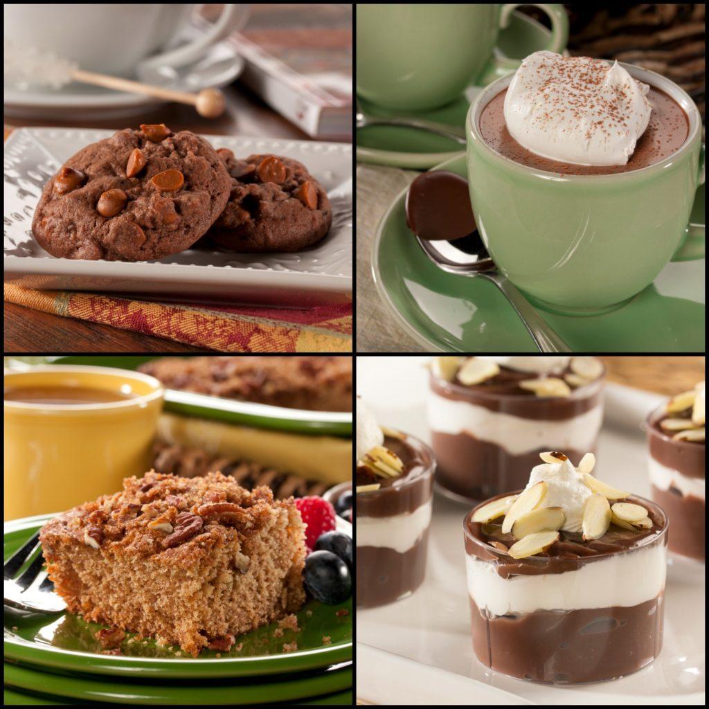 Cappuccino Mousse Cake Recipe