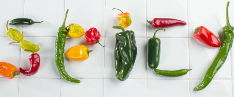 Different Types of Peppers to Spice Things Up