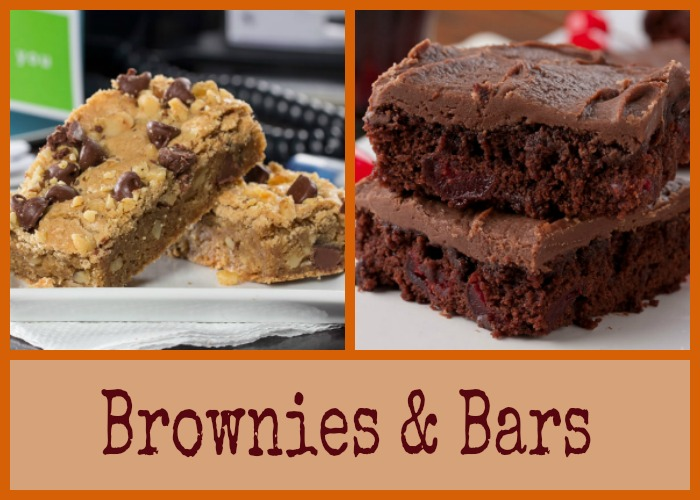 Brownies & Bars