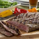 Dad's Beer Marinated Steak