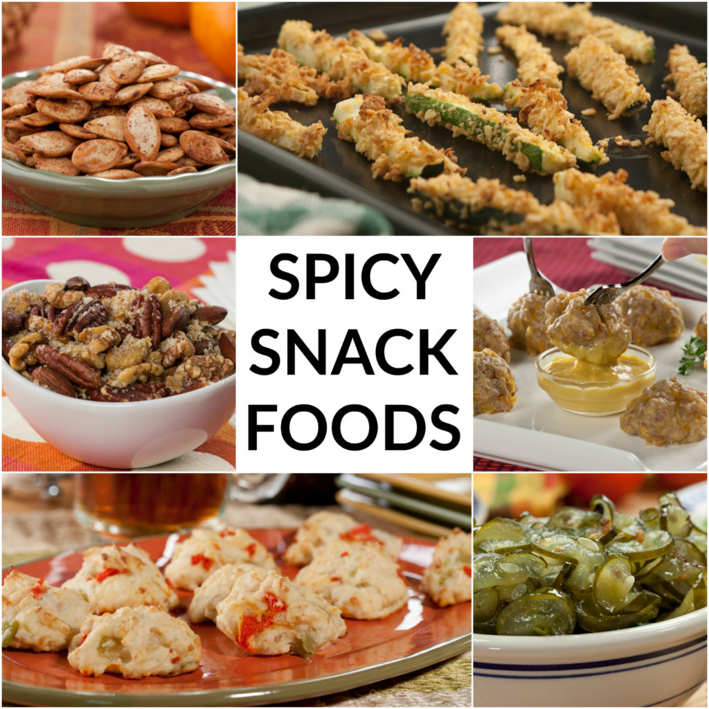 Spicy-Snack-Foods