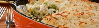Chicken and Broccoli Hot Dish