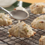 Summer Zucchini Recipes - Glazed Lemon Zucchini Cookies