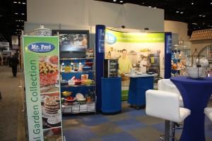 Mr. Food Test Kitchen Booth