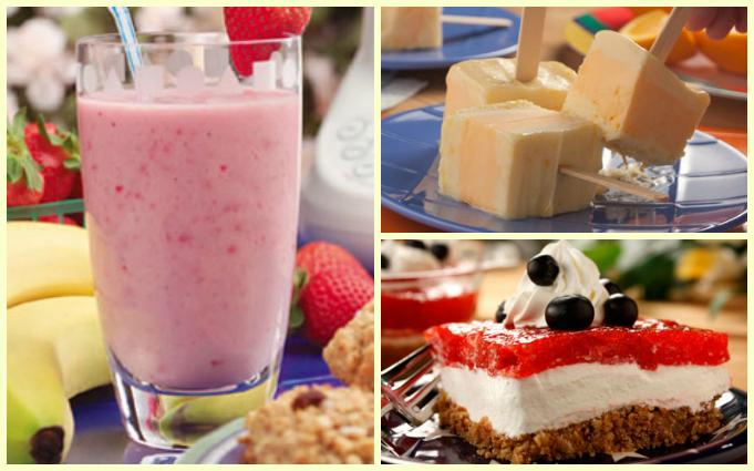 Healthy Kid Desserts