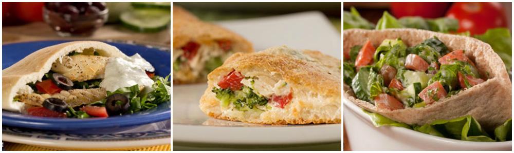 Healthier Sandwiches