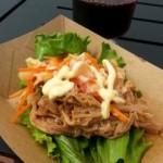 South Korea - Pork Lettuce Wrap