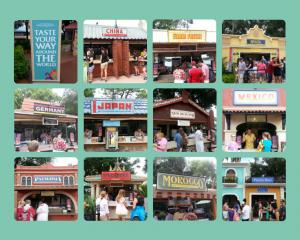 Kiosk Collage