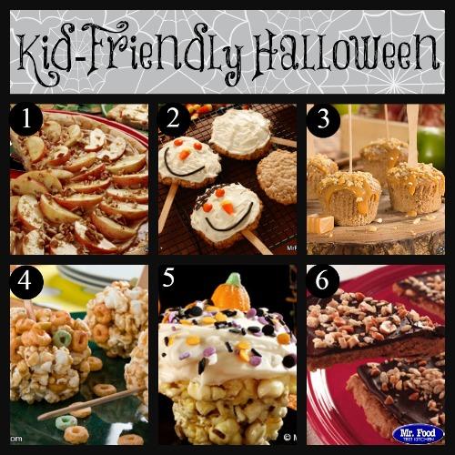 Kid-Friendly Halloween