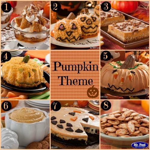 Pumpkin Theme
