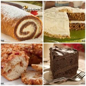 Cakes_Vegetarian Thanksgiving