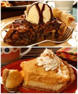 Pies_Vegetarian Thanksgiving