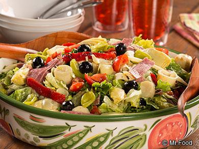 Garbage Salad