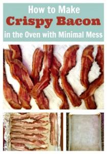 How to Make Crispy Bacon