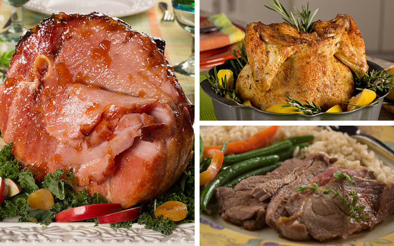 Easter Main Dishes