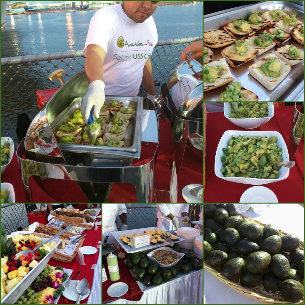 Avocados from Peru Buffet