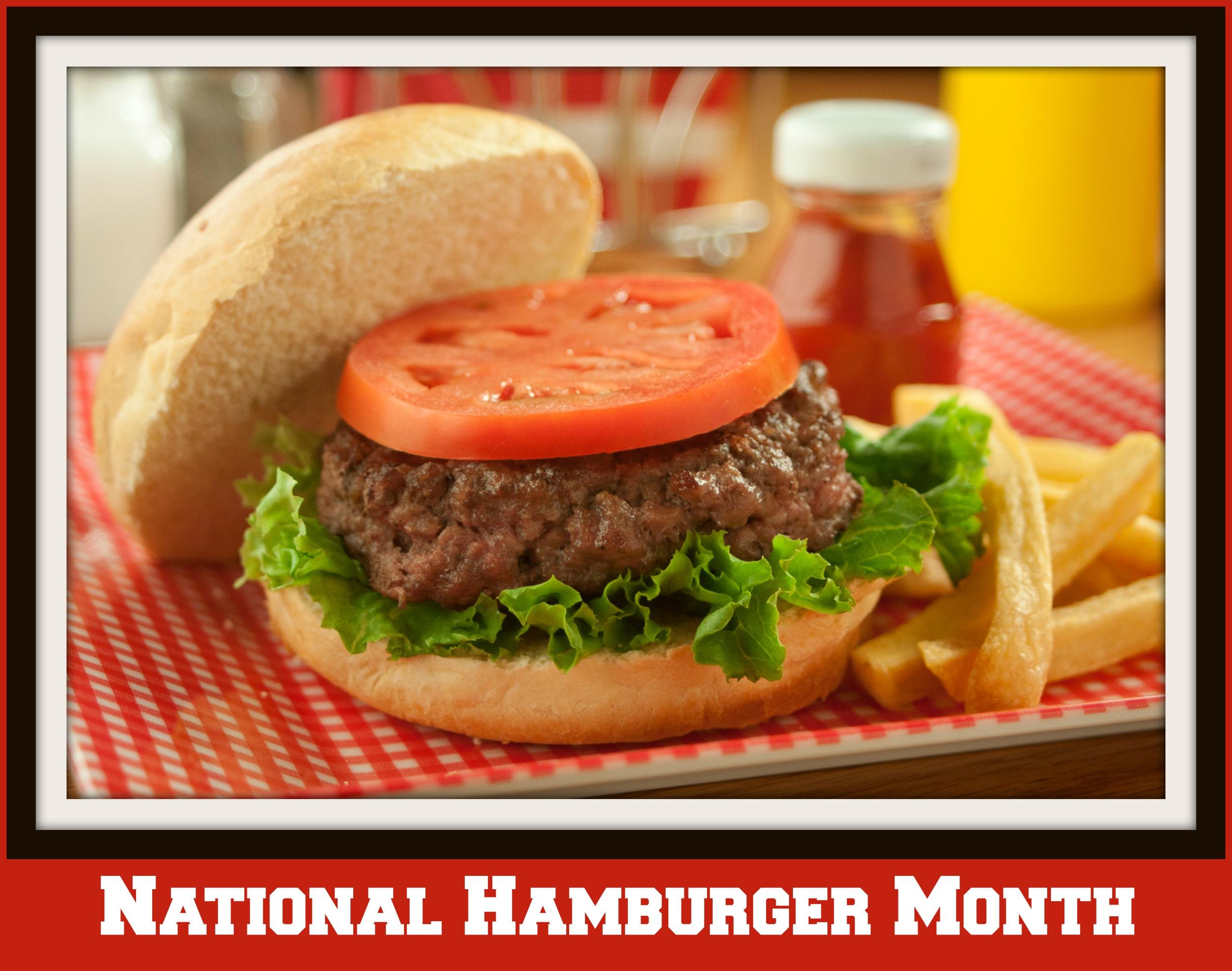 national hamburger month easy hamburger recipes mr food 39 s blog. Black Bedroom Furniture Sets. Home Design Ideas