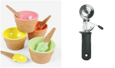 Ice Cream Set Giveaway