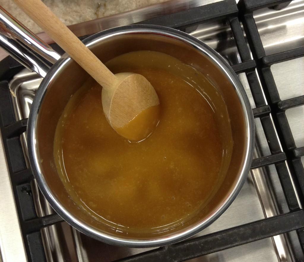 Caramel Sauce 2
