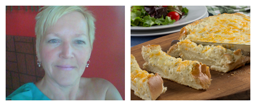 Shelly Frothigham - Fabulous Ranch Cheese Bread