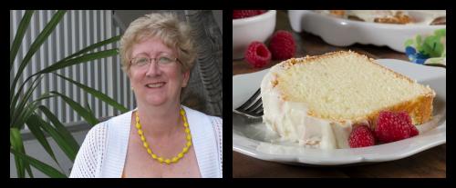 Susan Sweet-McMahan - Granny's Sour Cream Cake