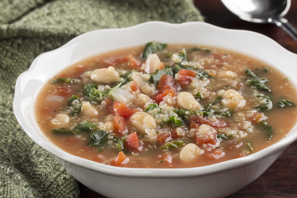 Healthy Slow Cooker Comfort Soup