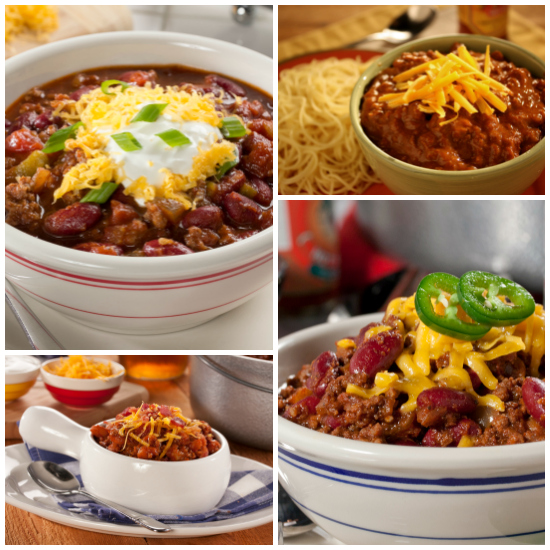 Chili-Collage