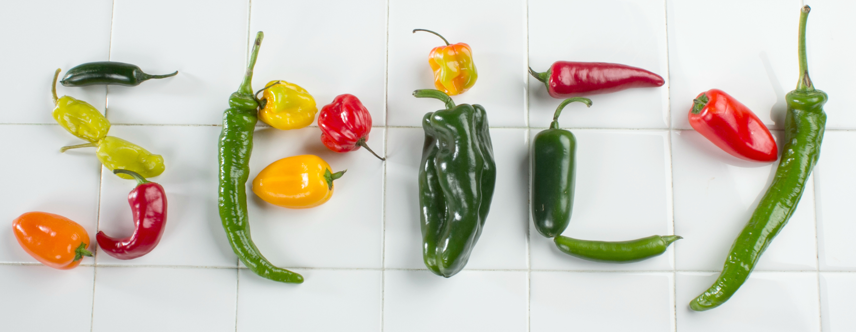how to tell type of chilli