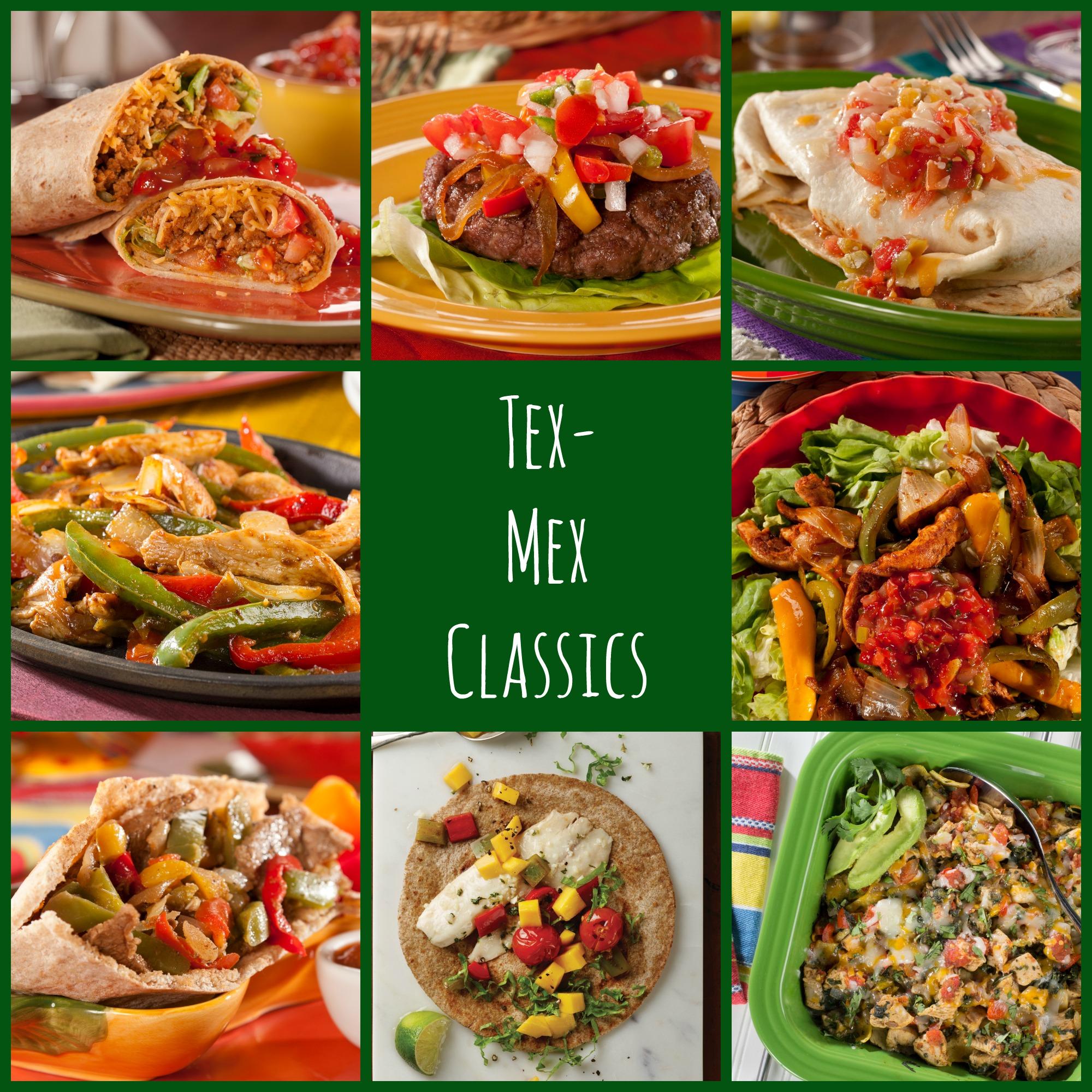 tex mex diet food