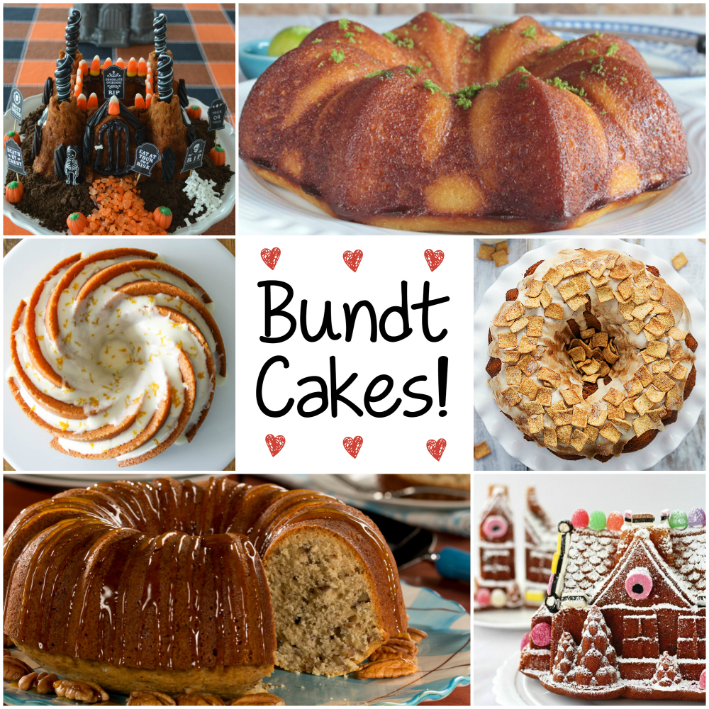 Bundt-Cakes-Collage