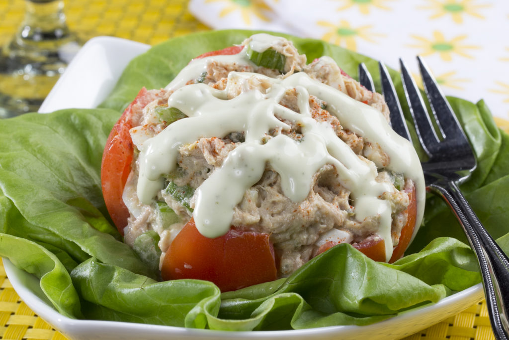 Tuna-Filled-Tomatoes-Alt-with-Dressing